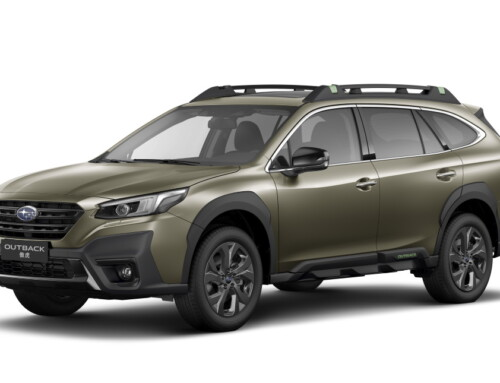 SUBARU OUTBACK: MORE ADVENTUROUS AND MORE ELEGANT