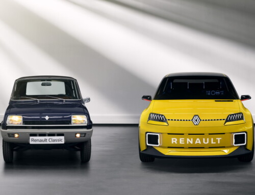 "RENAULT R5, ""THE WINK IS IN THE HEADLIGHTS"" (VIDEO)"