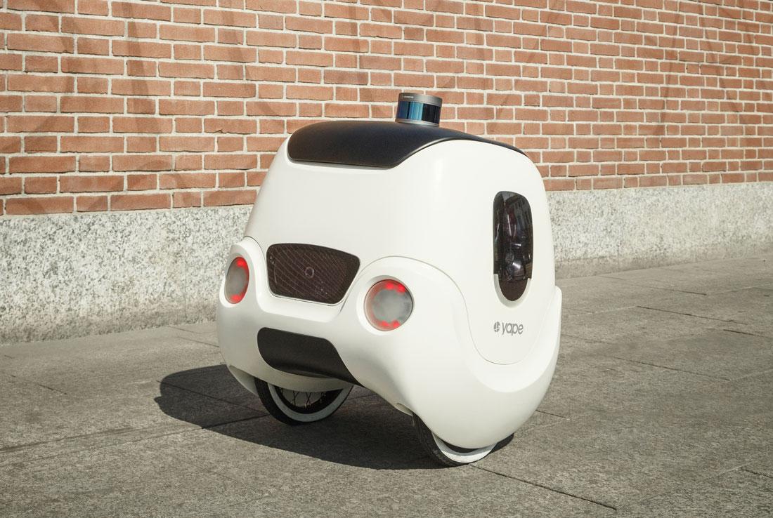 ID un robot per amico