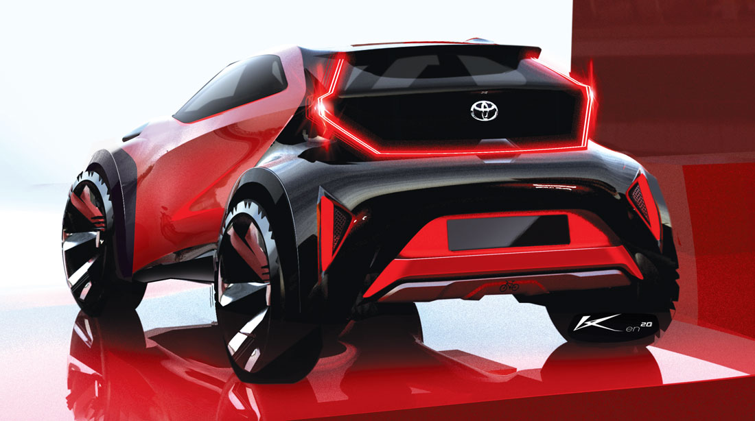 Toyota Aygo Cross Prologue
