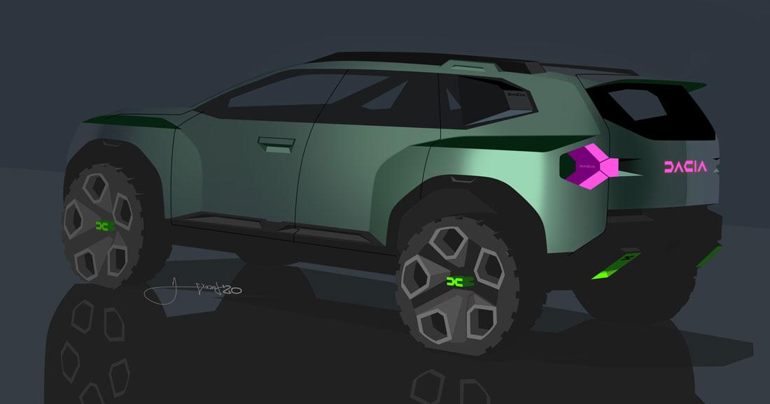 Renaulution Dacia Bigster