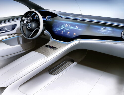 MERCEDES-BENZ EQS, LUXURY OF THE FUTURE (GALLERY)