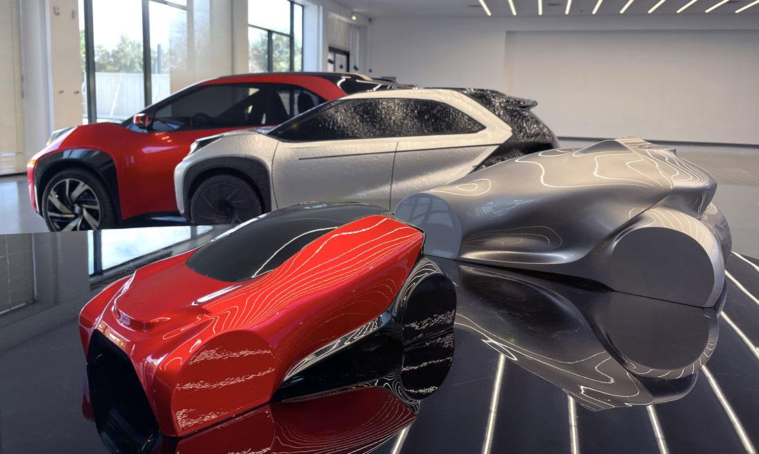 Toyota Aygo Cross Prologue Concept Car