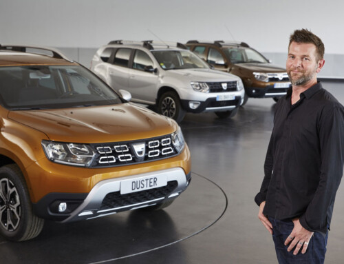 DACIA DESIGN, DAVID DURAND REPLACES ALEJANDRO MESONERO