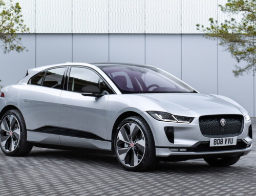 "JAGUAR, THE I-PACE IS ""BLACK"""