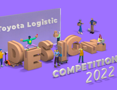 TOYOTA, A DESIGN COMPETITION FOR LOGISTICS