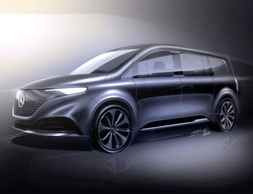 MERCEDES-BENZ EQT, CONCEPT FOR TRAVELLING