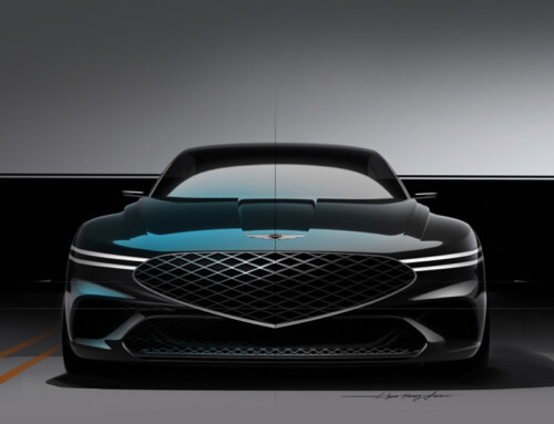GENESIS X CONCEPT, ULTIMATE ATHLETIC ELEGANCE