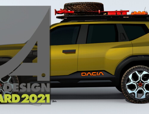 CAR DESIGN AWARD 2021, THE FINALISTS