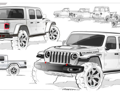 JEEP 80 YEARS –  MARK ALLEN, TRADITION AND THE FUTURE