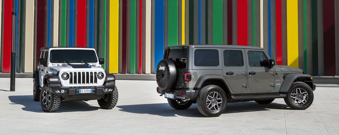 Jeep 80 anni, Mark Allen, tradizione e futuro