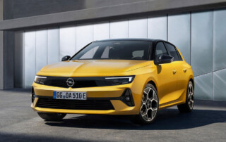 Opel Astra 2021 Electrified