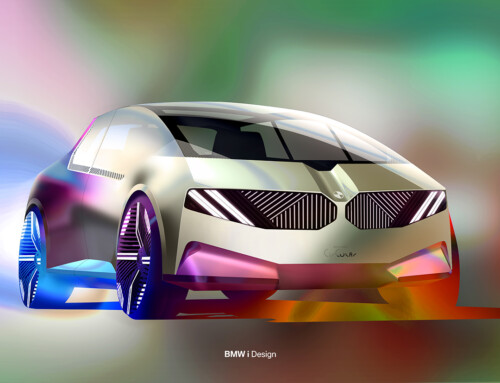 BMW i VISION CIRCULAR, SUSTAINABLE CONCEPT