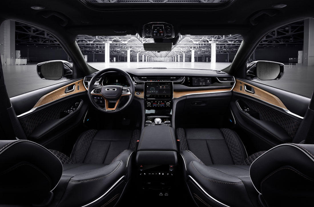 Nuova Jeep Grand Cherokee 2022